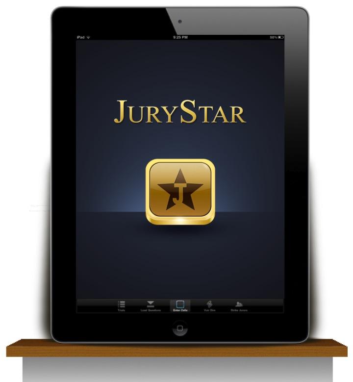 JuryStar Law Student app teaches voir dire best practices