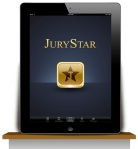 JuryStar iPad app